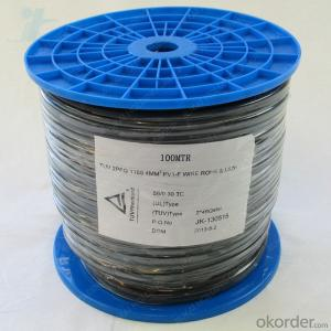 TUV Solar pv cable 2x6mm²