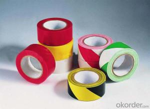Economical Hard PVC Tape With Excellent Back Glue