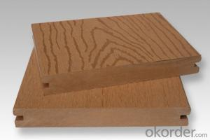 Neo formaldehyde and water proof wood and plastic composite decorative profiles wpc profile