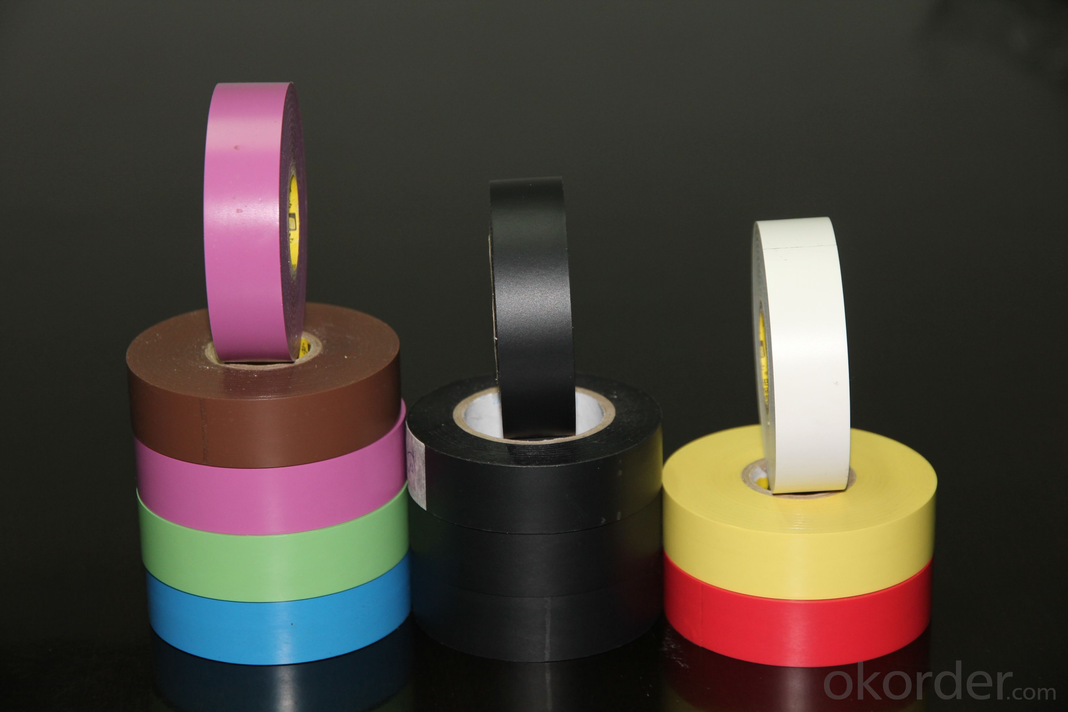 PVC Insulation Electrical Tape in CHina