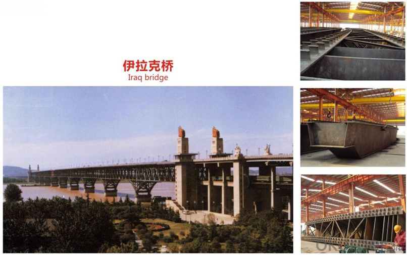 Steel Bridge Project