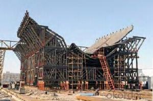 Steel Structure Used in Construction