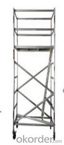 Scaffold Aluminium Scaffolding Tower