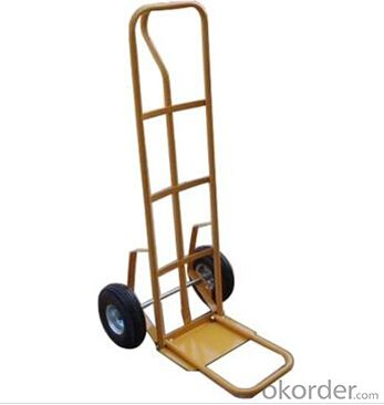 hand trolley hand trolley with Powder-coated Frame, Pb - free and UV resistance,