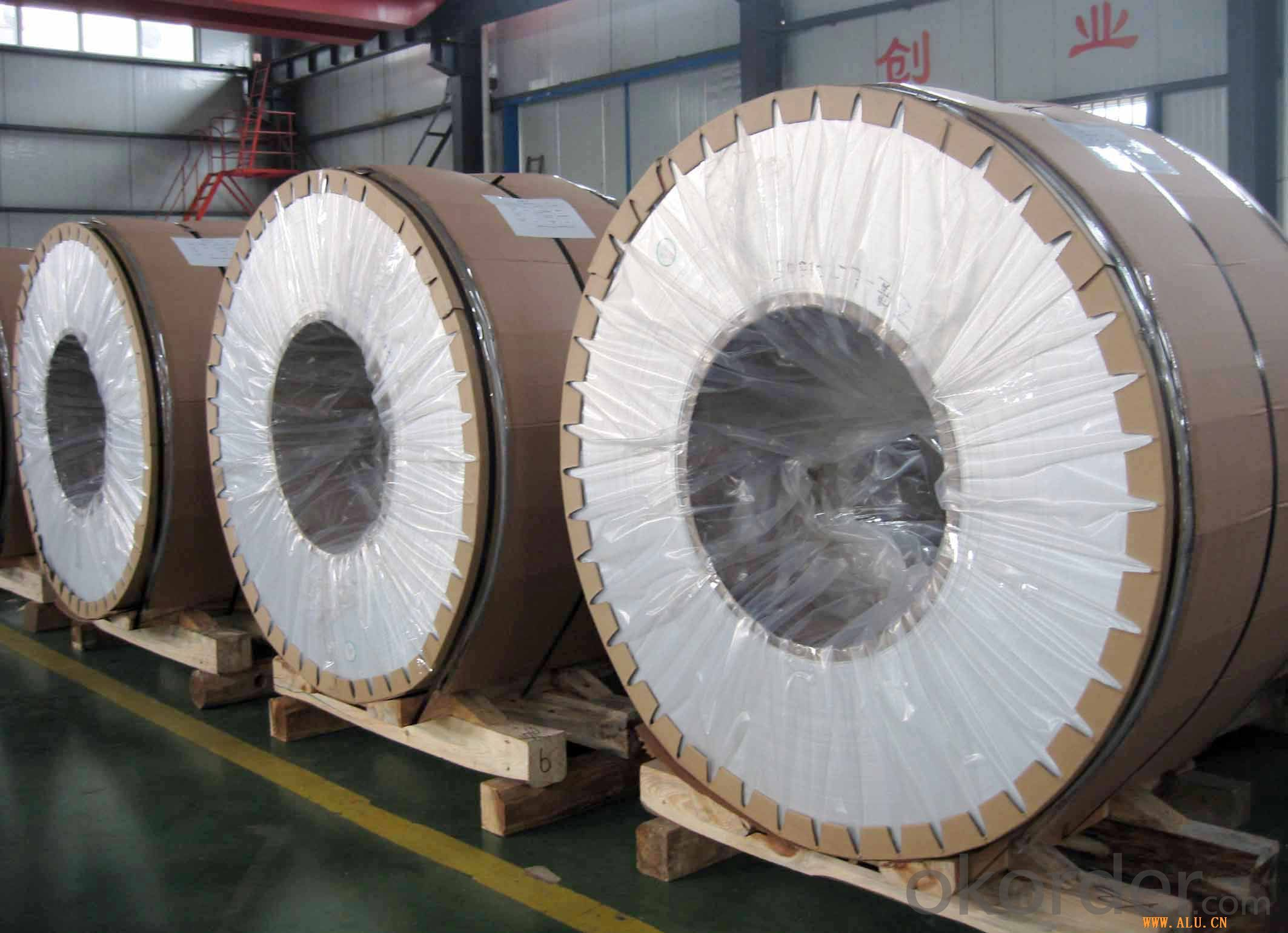 Mill-finished Aluminum Coil 5XXX