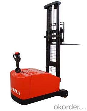Counter Balance Electric Stacker 1.2T