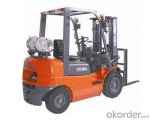 H2000 Series 1-7T LPG Forklift Trucks