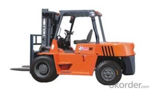 H2000 Series 6/8/10T Inside Container Operation Forklift Trucks