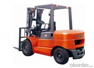 H2000 Series 4-5T I.C. Counterbalanced Forklift Trucks
