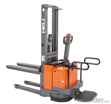 Forklift 1.0-2.0T AC Electric Pallet Stackers
