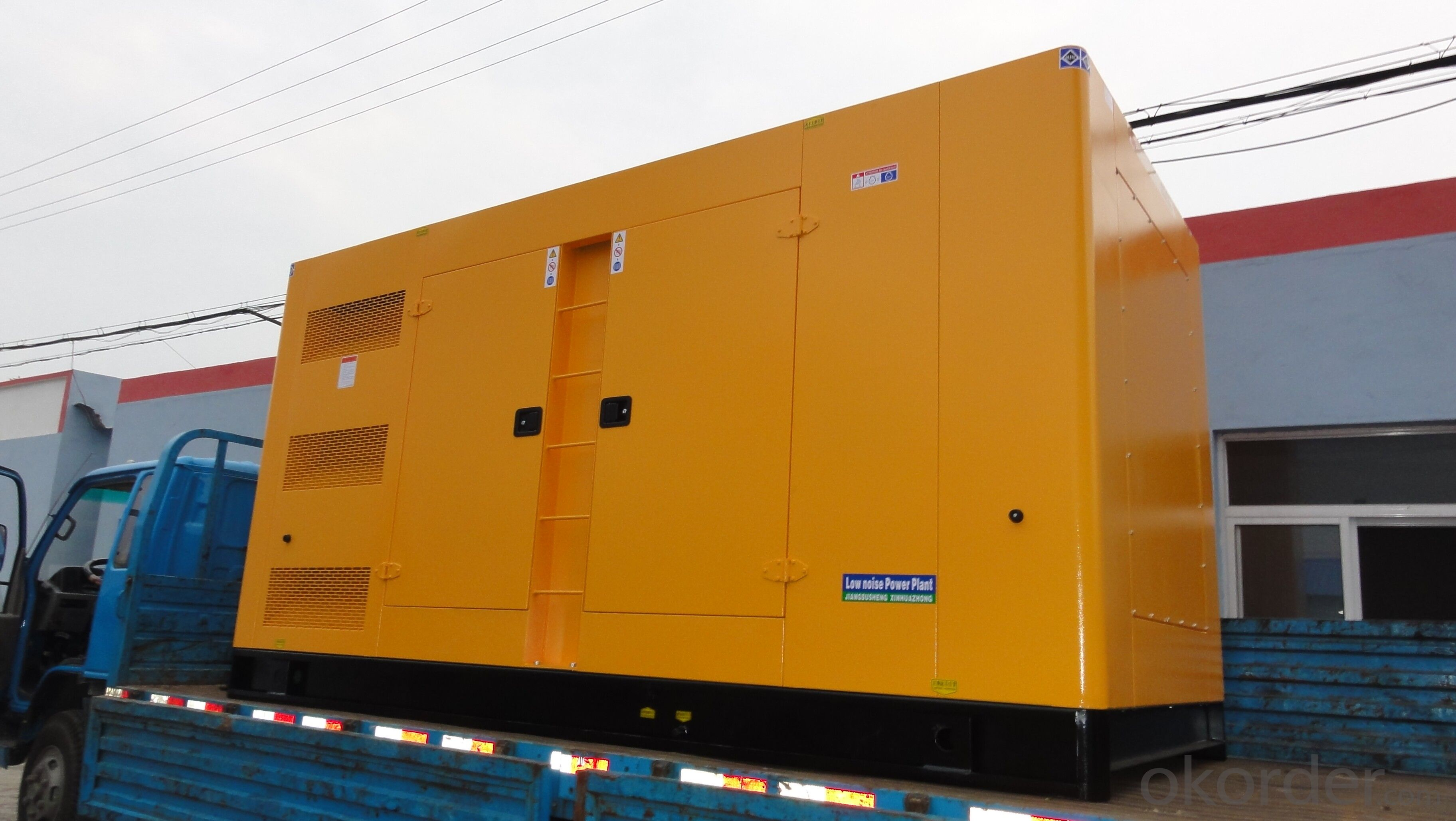 VOLVO Diesel Generating Sets