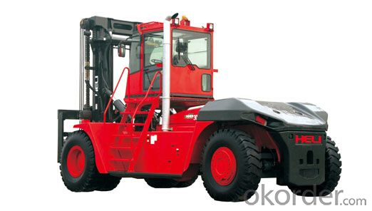 G Series 28-32T I.C. Counterbalanced Forklift Trucks