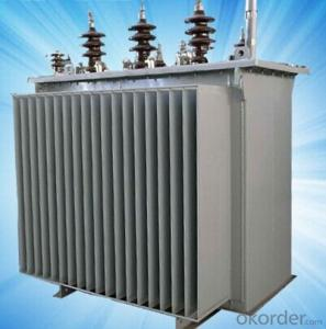 SH(B)15-M-30~2500/10KV Three Phase Amorphous Metal Alloy Distribution Transformers