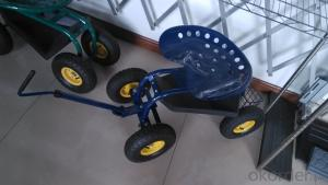 Go cart for garden