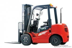G Series 2-3.5T I.C. Counterbalanced Forklift Trucks