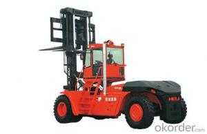G Series 20-25T I.C. Counterbalanced Forklift Trucks