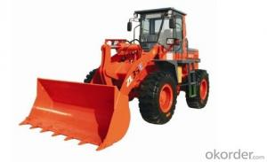 Loader ZL35E Series