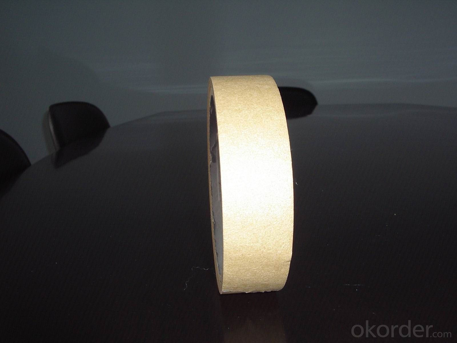 Masking Tape Based on Natural Rubber Adhesive