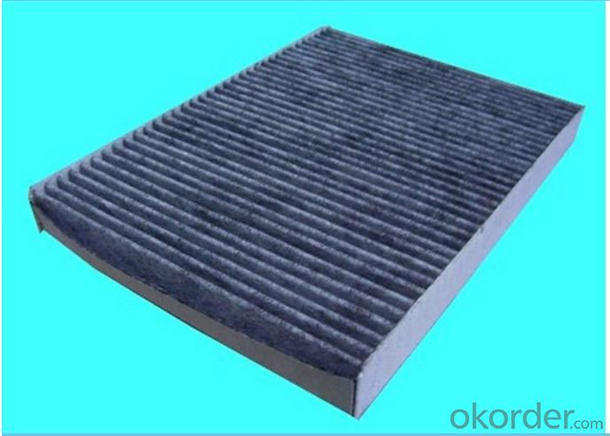 Deep pleated cleanroom  HEPA filter