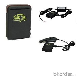 Dual Mode GPS Tracker Locator Multifunctional Child Monitor Personal Locator Car Locator