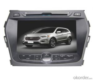 Car DVD Player - Hyundai IX45/Santafee