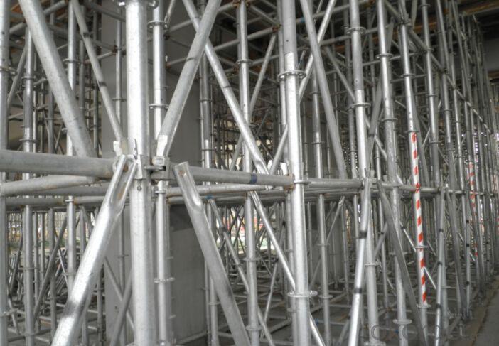 Ring-Lock System Scaffolding