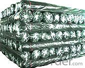 Sunshade net plain woven for green house