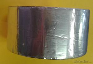 Waterproof Material Aluminum Foil Anticorrosion Tape