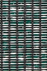 Sunshade net plain woven different shade factor