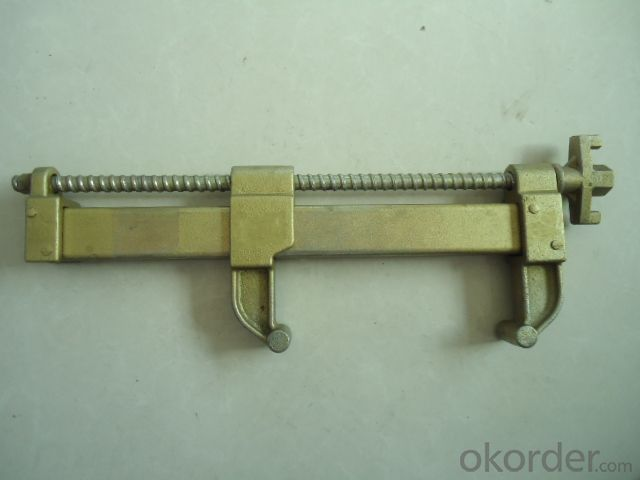 construction casted steel formwork clamp/clamp scaffolding/building material 3