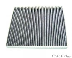 Electrostatic Charged Fiberglass Mini Pleated Hepa Air Filter