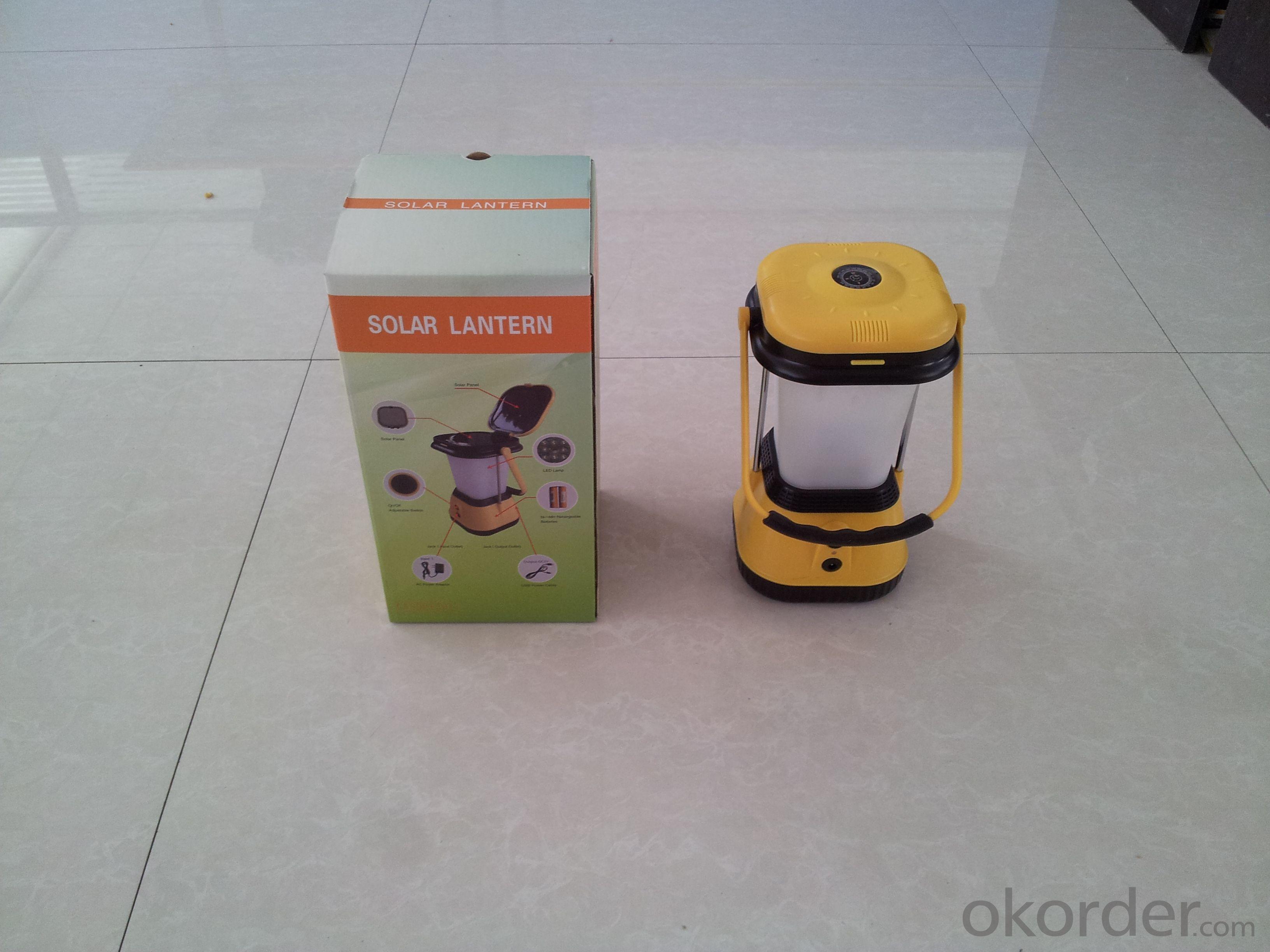 Solar Camping Lamp & Solar Camping Light