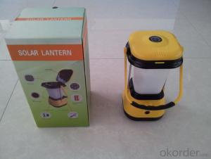 Solar Camping Lamp & Solar Camping Light