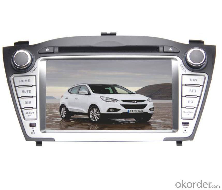 Car DVD Player - Hyundai IX35