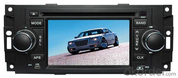 Car DVD Player -- Chrysler