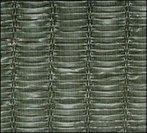 Sunshade net plain woven 90% for Thailand plant