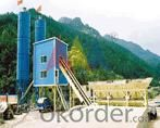 HZS30concrete batching plant