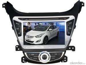 Car DVD Player - Hyundai Elentra 2014