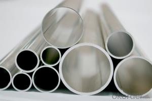 Mill Aluminum Tube Profile