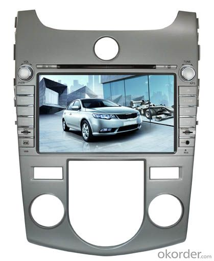 Car DVD Player - Kia Forte2012