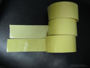 High Quality Solvent Based Double Sided Tissue Tape