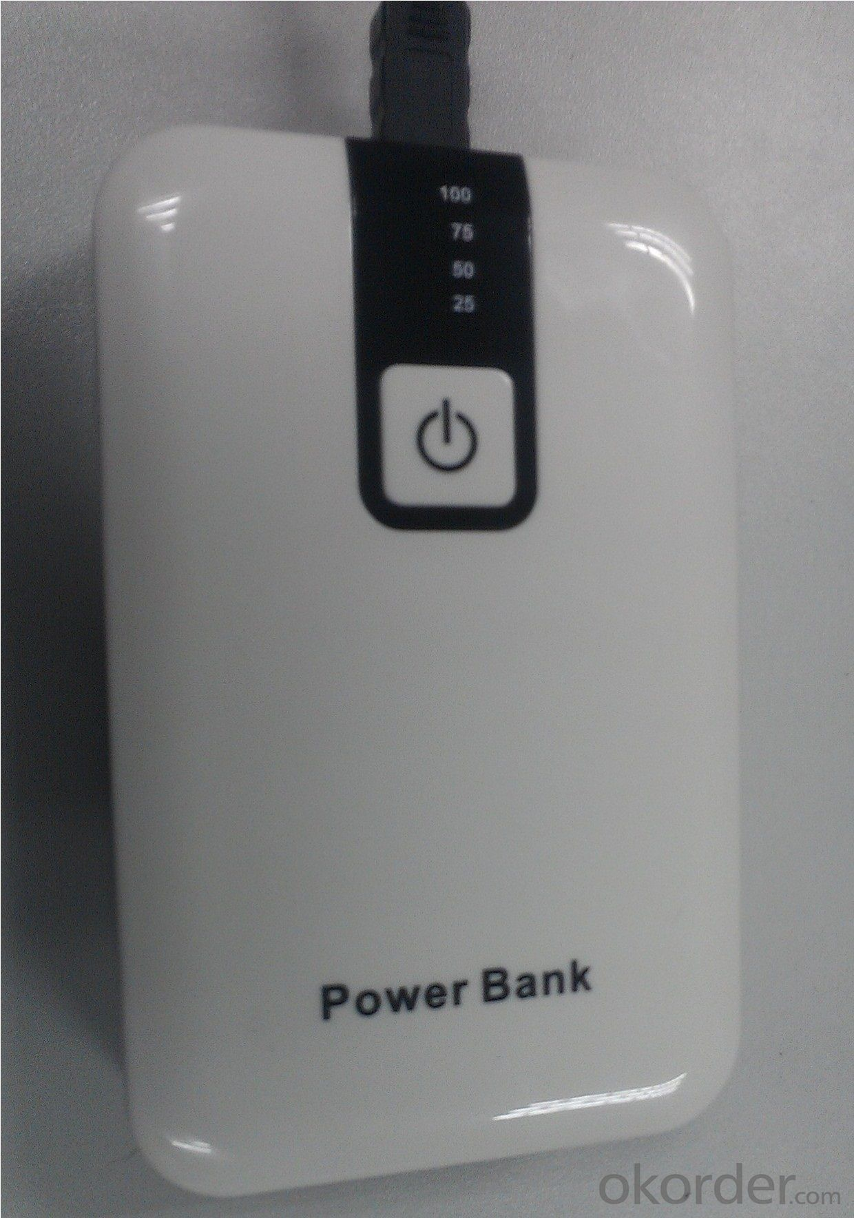 Two USB Portable Power Bank-PB402