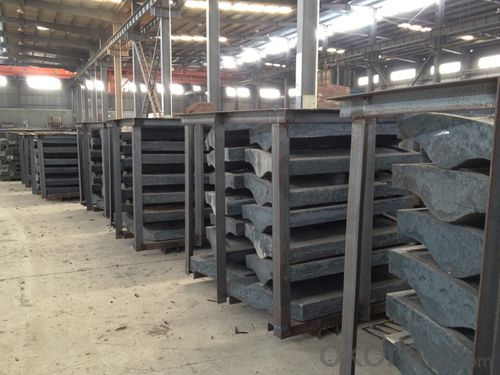 Mining overflow ball mill wave shell liners