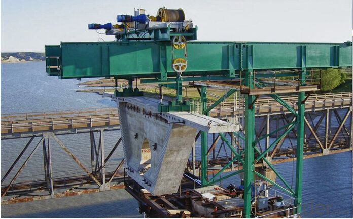 DXP Infilled Suspended Grantry Crane