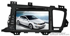 Car DVD Player - Kia Optima 2011