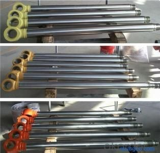 Factory Direct Custom Made Double Acting Hydraulic Ram