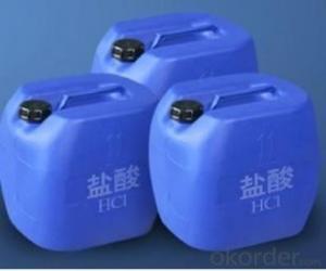 Hydrochloric acid (HCL), Industry Grade & Food Grade