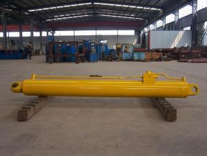 Good quality telescopic dump truck hydraulic cylinder