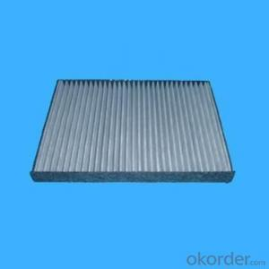 Wood Frame Pleat HEPA Filter