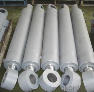 telescopic dump truck hydraulic cylinder  2014